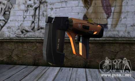 Nailgun from Manhunt para GTA San Andreas