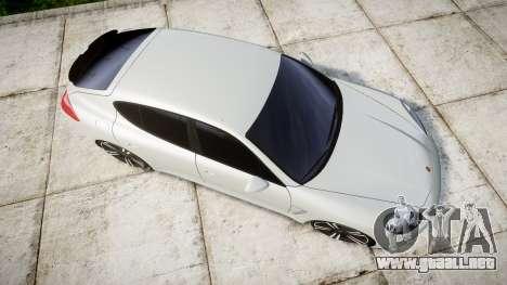 Porsche Panamera GTS 2014 para GTA 4 visión correcta