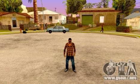 Los Santos Vagos para GTA San Andreas quinta pantalla