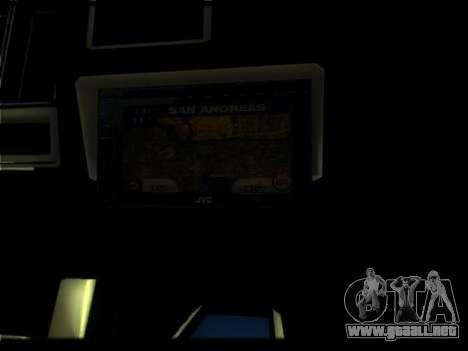Nuevo Picador para la vista superior GTA San Andreas