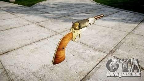 La Confederación de revólver para GTA 4 segundos de pantalla