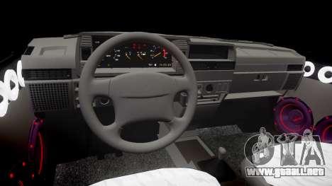 VAZ-2109 Nueve para GTA 4 vista interior