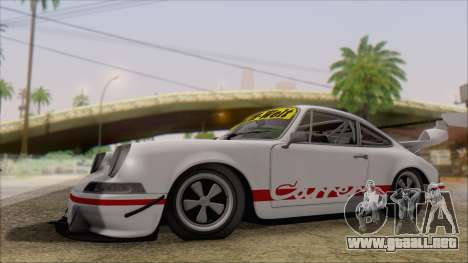 Porsche 911 Carrera 1973 Tunable KIT C para GTA San Andreas