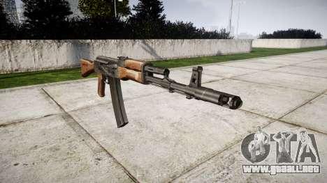 El AKM para GTA 4