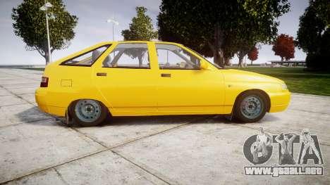 VAZ-2112 para GTA 4 left