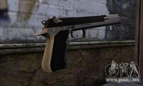 Grammaton Cleric Beretta v3 para GTA San Andreas segunda pantalla
