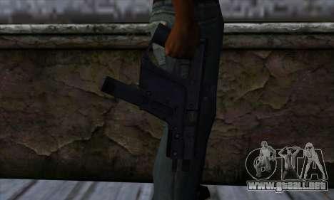 Tec9 from State of Decay para GTA San Andreas tercera pantalla