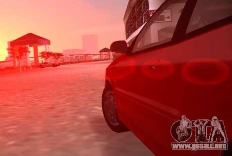 Daewoo Lanos Sport NOSOTROS 2001 para GTA Vice City vista lateral