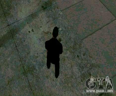 Ped Awesone New Version para GTA San Andreas tercera pantalla