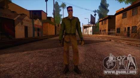Leet from Counter Strike Condition Zero para GTA San Andreas
