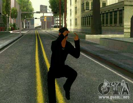 Ped Awesone New Version para GTA San Andreas