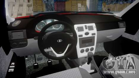 ВАЗ-2171 INSTALADO Antes de rims1 para GTA 4 vista hacia atrás