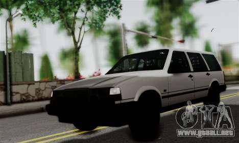 Volvo 940 para GTA San Andreas vista posterior izquierda