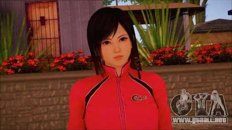 Modern Woman Skin 14 para GTA San Andreas tercera pantalla
