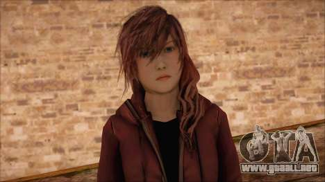 Modern Woman Skin 17 para GTA San Andreas tercera pantalla