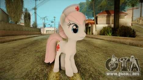 Nurseredheart from My Little Pony para GTA San Andreas