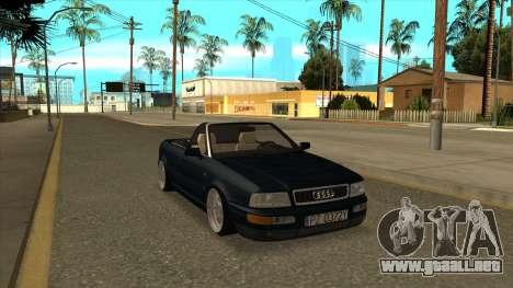 Audi 80 Cabrio para GTA San Andreas