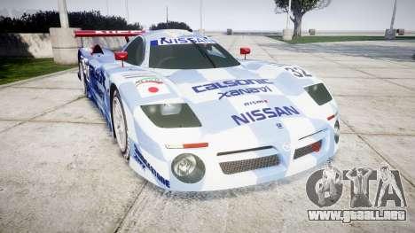 Nissan R390 GT1 1998 para GTA 4
