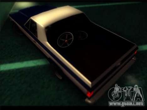 Nuevo Picador para visión interna GTA San Andreas