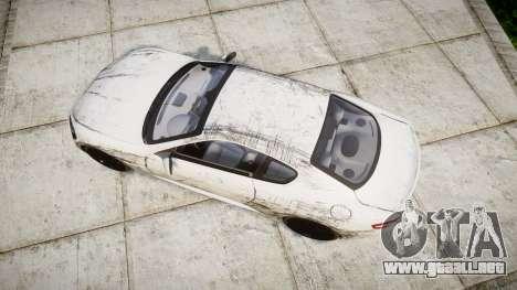 Maserati GranTurismo S 2010 PJ 4 para GTA 4 visión correcta