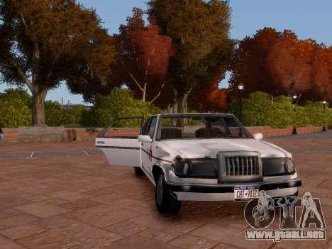 Admiral from GTA Vice City para GTA 4 vista lateral
