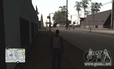 Colormod by Tego Calderon para GTA San Andreas segunda pantalla