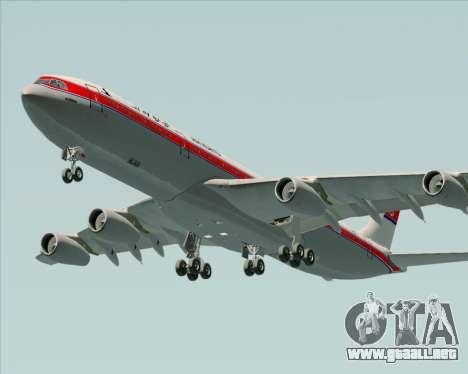 Airbus A340-300 Air Koryo para el motor de GTA San Andreas
