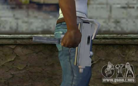 SMG from GTA Vice City para GTA San Andreas tercera pantalla