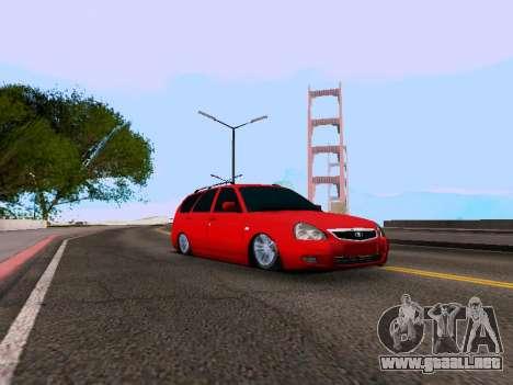 VAZ 2171 para GTA San Andreas