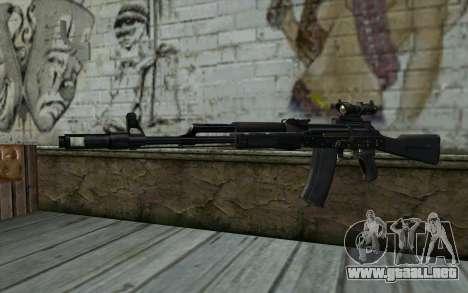 Glock-17 Silenced para GTA San Andreas