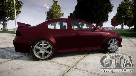 Vexter XS para GTA 4 left
