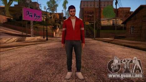 GTA 5 Online Skin 13 para GTA San Andreas