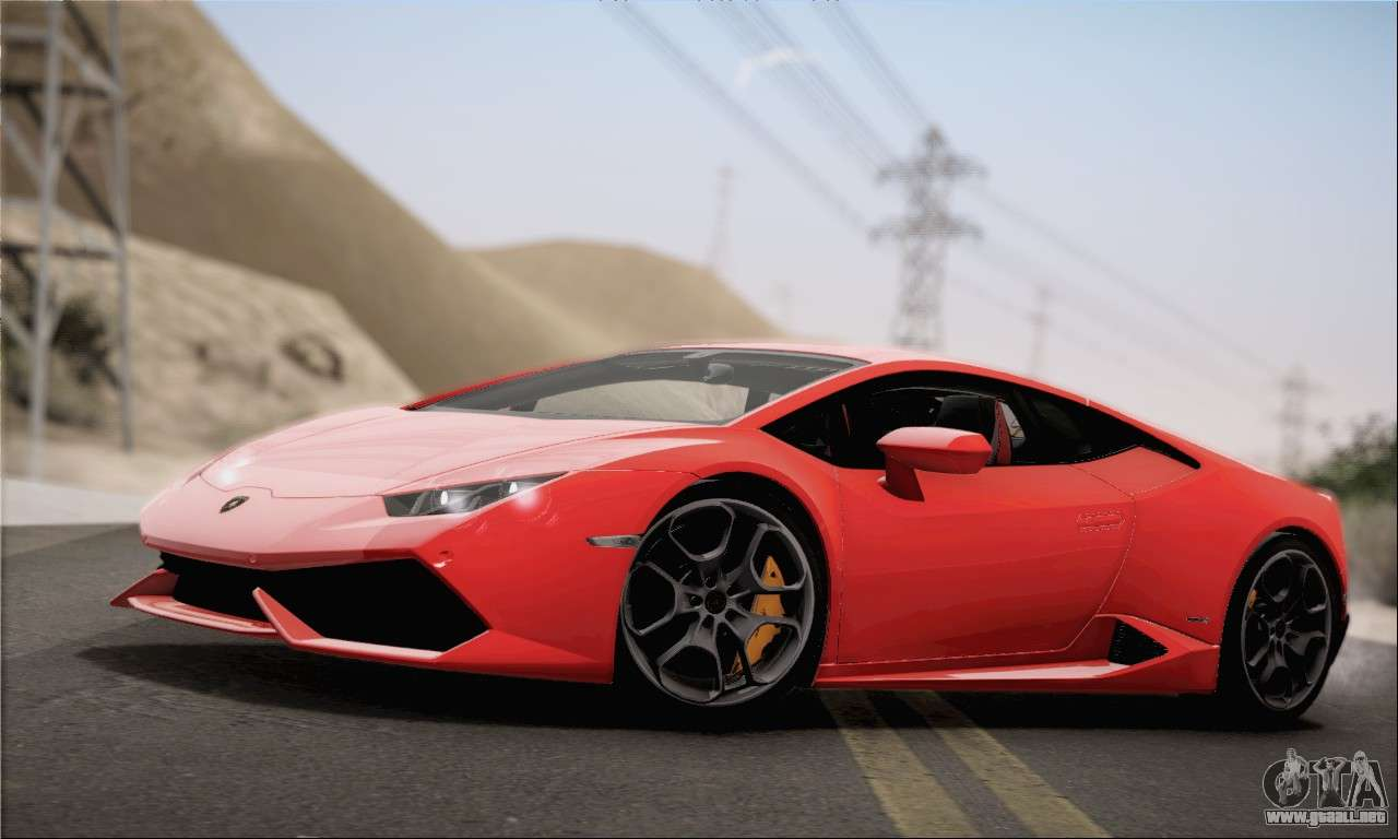 lamborghini huracan lp610 4 2015 rim para gta san andreas. Black Bedroom Furniture Sets. Home Design Ideas