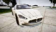 Maserati GranTurismo S 2010 PJ 4 para GTA 4