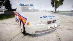 BMW 525i E39 Touring Police [ELS] JSTV