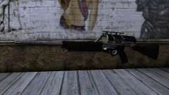 Calico M951S from Warface v2 para GTA San Andreas