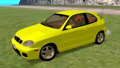 Daewoo Lanos Sport NOSOTROS 2001