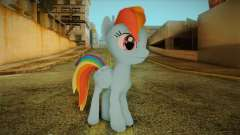 Rainbow Dash from My Little Pony para GTA San Andreas