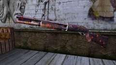 Chromegun v2 Color para colorear