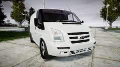 Ford Transit 2011 SuperSportVan para GTA 4
