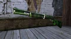 Chromegun v2 Militar para colorear