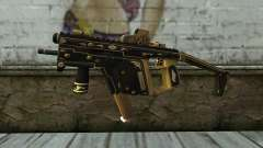Kriss Super from PointBlank v4 para GTA San Andreas