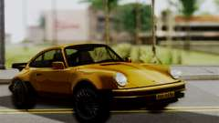 Porche 911 Turbo 1982