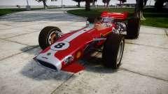 Lotus 49 1967 red