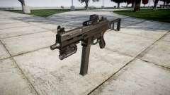 Alemán subametralladora HK UMP 45 de destino