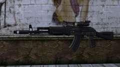 AK-103 Ravaged para GTA San Andreas