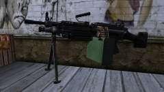 M249 v1 para GTA San Andreas