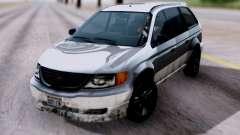 GTA V Minivan