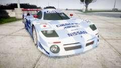Nissan R390 GT1 1998