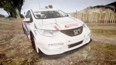 Honda Civic Type R para GTA 4